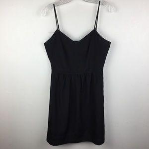 JCREW Silky Summer Little Black Dress